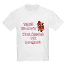 This Heart: Efren (C) T-Shirt