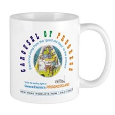 """Carousel of Progress"" Mug"