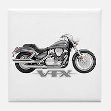 Unique Honda vtx Tile Coaster
