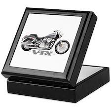 Cute Motorcycle Keepsake Box