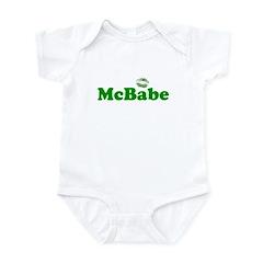 McBabe Infant Bodysuit