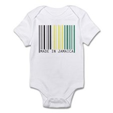 made in jamaica Infant Bodysuit