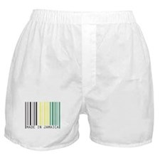 made in jamaica Boxer Shorts