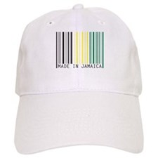 made in jamaica Baseball Baseball Cap