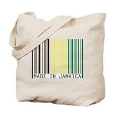 made in jamaica Tote Bag