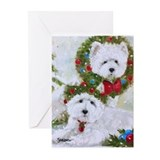 Mary sparrow Greeting Cards (20 Pack)
