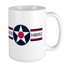 Vandenberg Air Force Base Mug