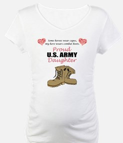 Proud US Army Daughter Shirt