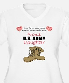 Proud US Army Daughter T-Shirt