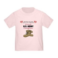 Proud US Army Daughter T