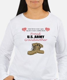Proud US Army Grandmother T-Shirt