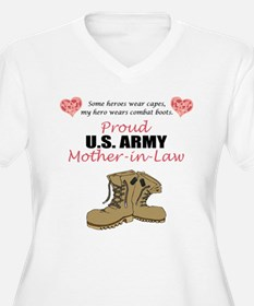 Proud US Army Mother-In-Law T-Shirt