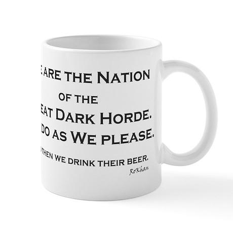 Drink Their Beer! Mug
