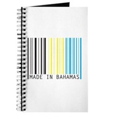 made in bahamas Journal