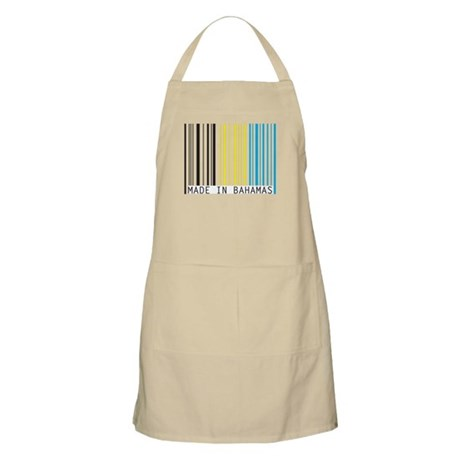 made in bahamas BBQ Apron