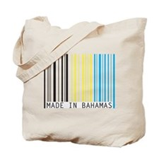 made in bahamas Tote Bag