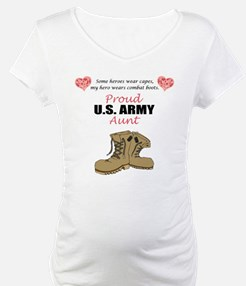 Proud US Army Aunt Shirt