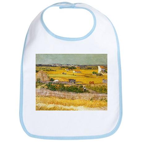 Van Gogh The Harvest Bib