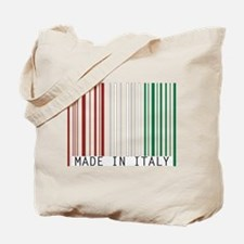 made in italy Tote Bag