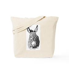 Wild Burro Tote Bag