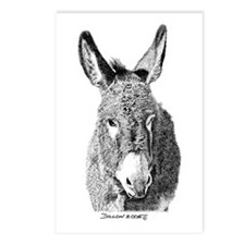 Wild Burro Postcards (Package of 8)