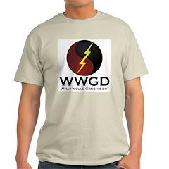 WWGD Ash Grey T-Shirt