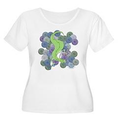 Dragon Stash (Blue) T-Shirt
