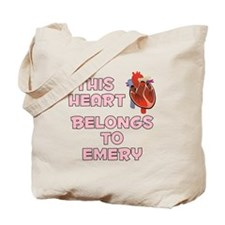 This Heart: Emery (C) Tote Bag