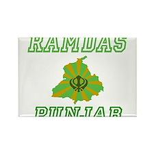 Ramdas, Punjab Rectangle Magnet