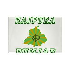 Rajpura, Punjab Rectangle Magnet