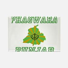 Phagwara, Punjab Rectangle Magnet