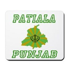 Patiala, Punjab Mousepad