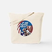 F-16 Tote Bag