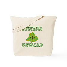 Ludiana, Punjab Tote Bag