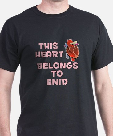 This Heart: Enid (C) T-Shirt