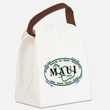 Maui t-shirt copy.png Canvas Lunch Bag