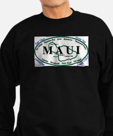 Maui t-shirt copy.png Sweatshirt