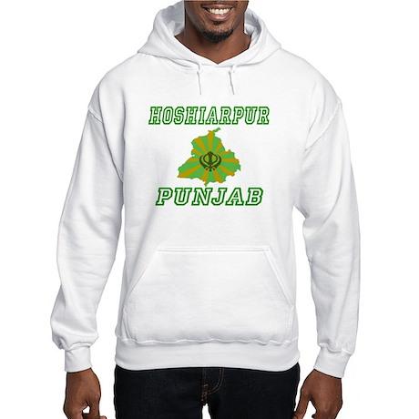 Hoshiarpur, Punjab Hooded Sweatshirt