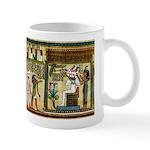 So Wrong Lolita Skull Egyptian Mug