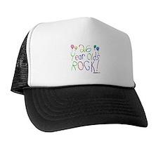 26 Year Olds Rock ! Trucker Hat