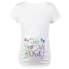 26 Year Olds Rock ! Shirt