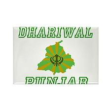 Dhariwal, Punjab Rectangle Magnet