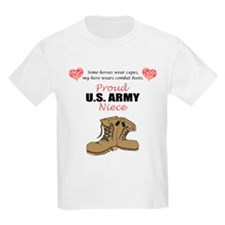 Proud US Army Niece T-Shirt