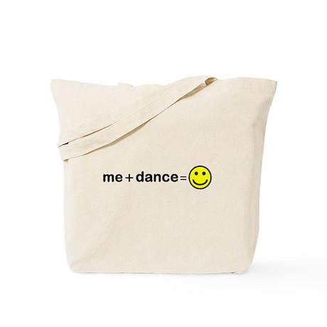 me+dance Tote Bag