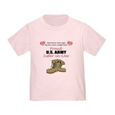 Proud US Army Sister-in-Law T