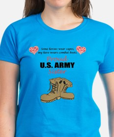 Proud US Army Sister Tee