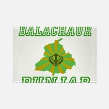 Balachaur, Punjab Rectangle Magnet