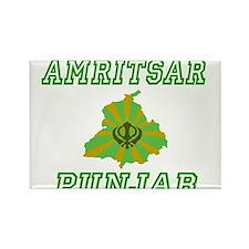 Amritsar, Punjab Rectangle Magnet
