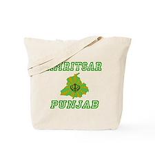 Amritsar, Punjab Tote Bag