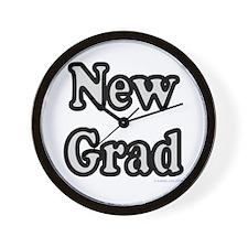 New Grad Wall Clock